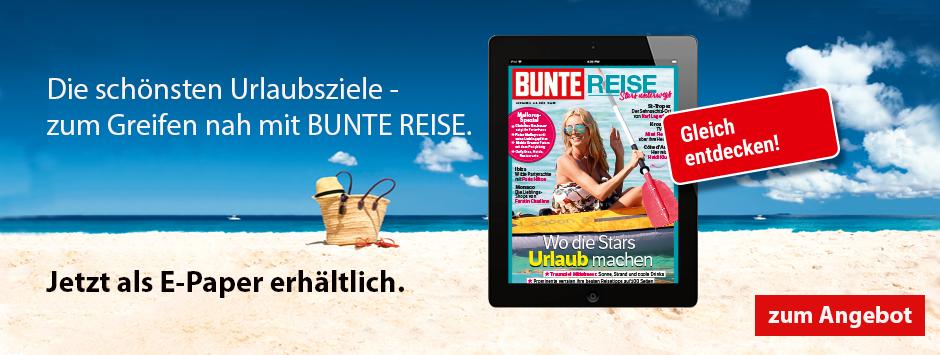 BUNTE Reisen E-Paper