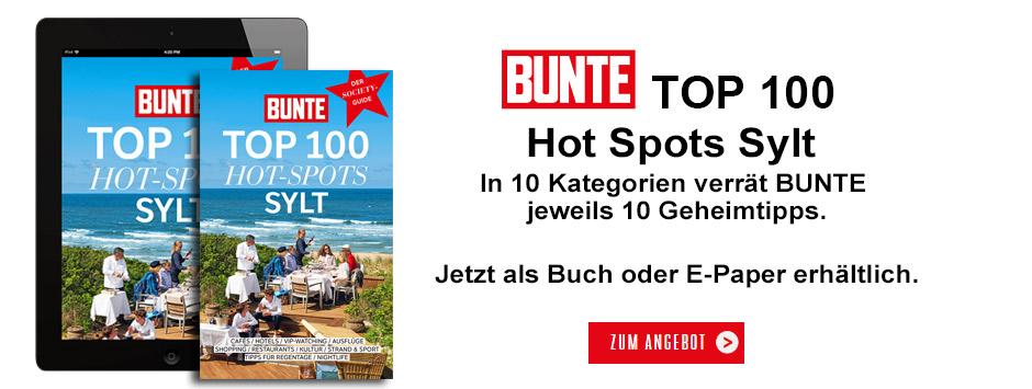 BUNTE - TOP 100 HOT SPOTS Sylt