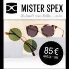 85 € MISTER SPEX Gutschein