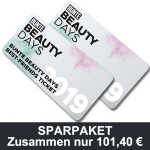 BUNTE BEAUTY DAYS BEST-FRIENDS TICKET