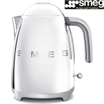 SMEG Wasserkocher Chrome