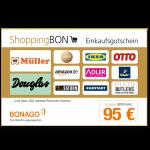95 € ShoppingBON