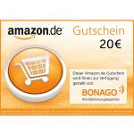 20 € Amazon.de Gutschein