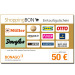 50 € ShoppingBON