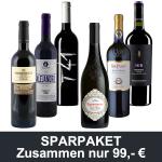 Wein Sparpaket