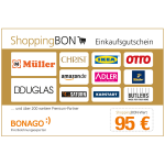 95 € ShoppingBON
