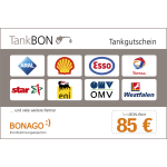 85 € TankBON