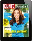 BUNTE  Gesundheit 2017  Fit in den Sommer