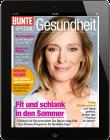 BUNTE Gesundheit – Fit und schlank in den Sommer