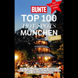 BUNTE Top 100 Hot-Spots München