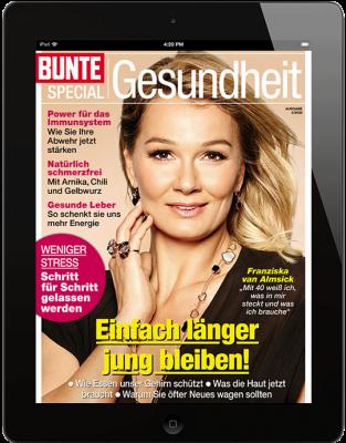 BUNTE Gesundheit 5/20