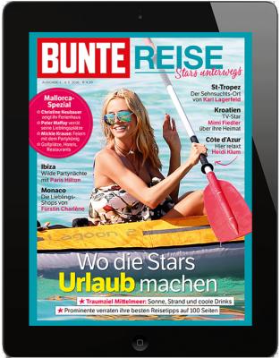 BUNTE Reise