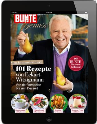 101 Rezepte von Eckart Witzigmann
