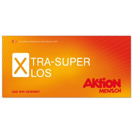 Aktion Mensch Xtra-Superlos
