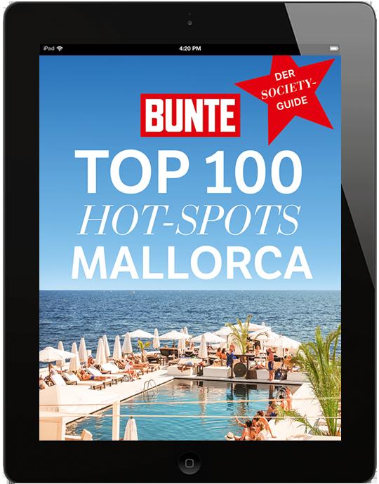 BUNTE Top 100 Hot-Spots Mallorca