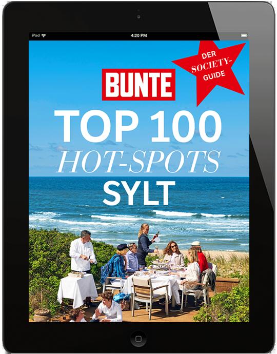 BUNTE Top 100 Hot-Spots Sylt
