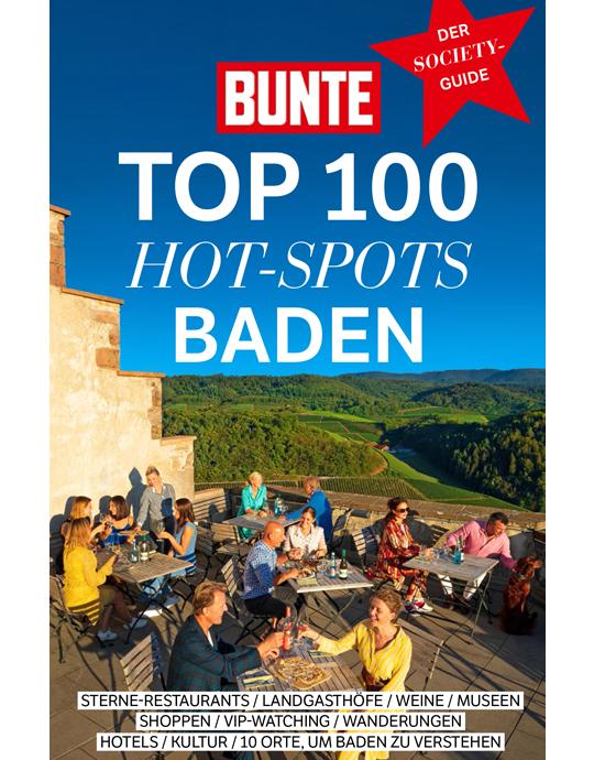 BUNTE Top 100 Hot-Spots Baden