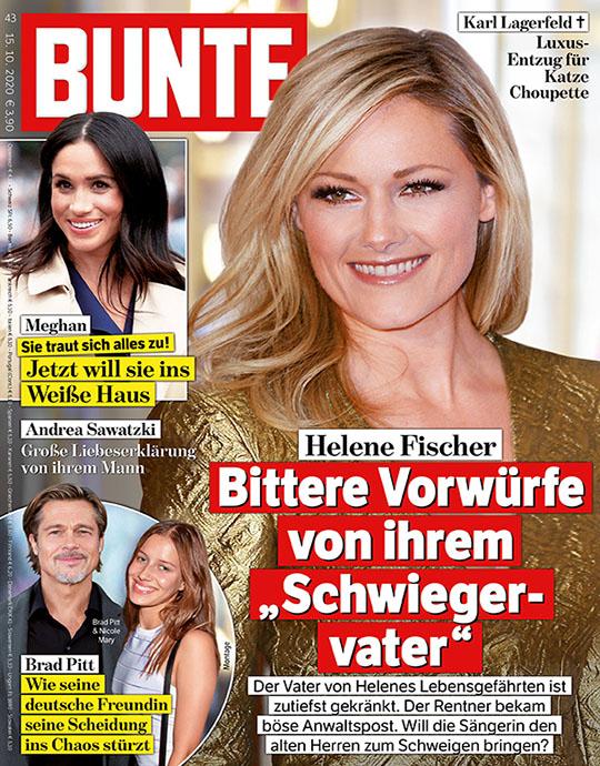 BUNTE - aktuelle Ausgabe