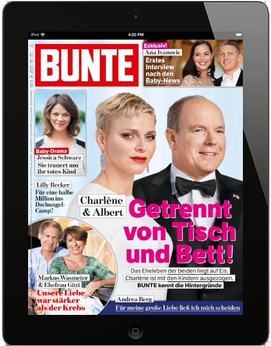 BUNTE E-Paper